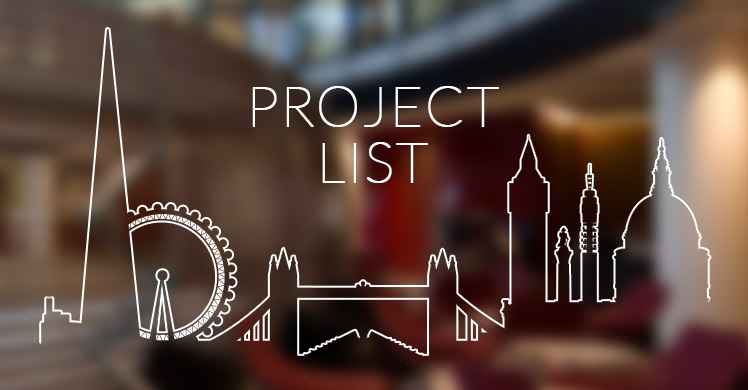Project List-1